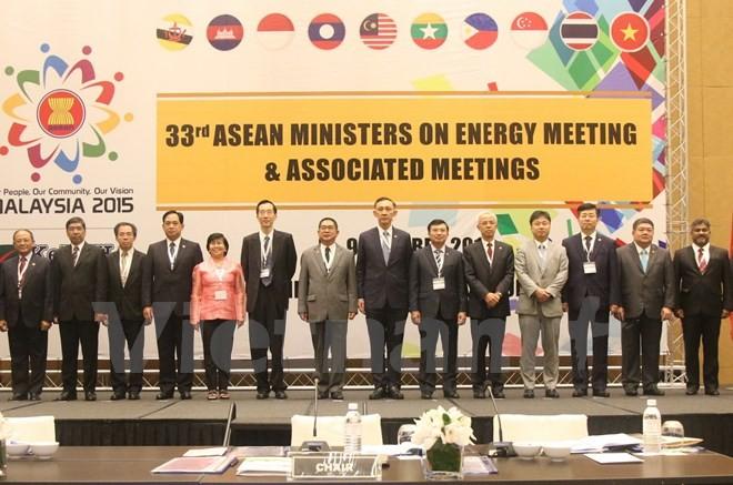 Создание Сообщества АСЕАН: усилия направлены на обеспечение энергетической безопасности - ảnh 1