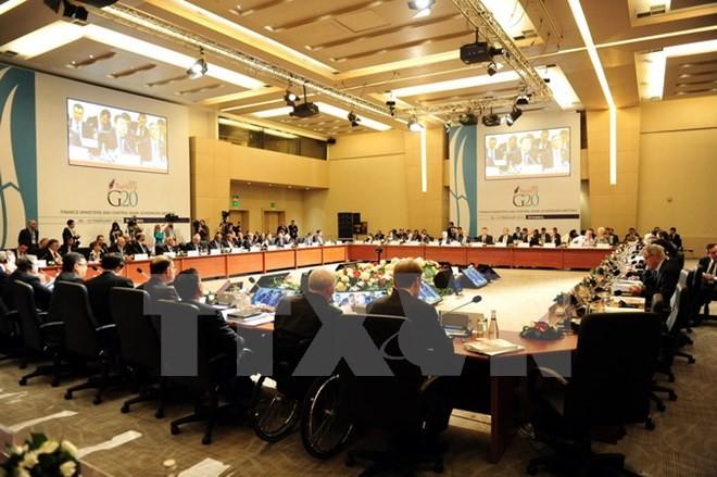 В Перу открылась конференция министров финансов и глав центробанков стран «Двадцатки» - ảnh 1