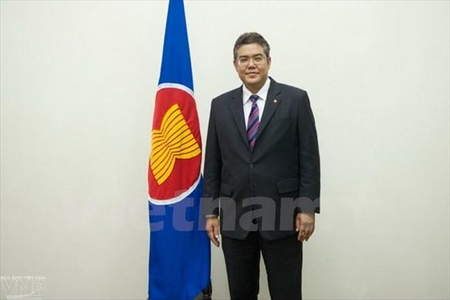 Таиландский дипломат назначен новым заместителем генсека АСЕАН  - ảnh 1