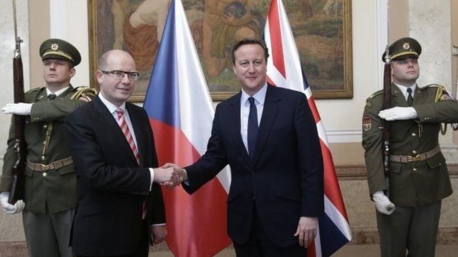 Чехия сделает максимум, чтобы Британия осталась в ЕС  - ảnh 1
