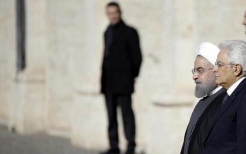 Иран и Италия подписали соглашения на сумму десятки млрд. долл. США - ảnh 1