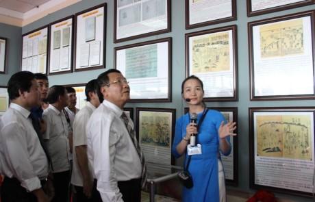В рамках «Недели моря и островов Вьетнама 2017» проходит ряд значимых мероприятий - ảnh 1