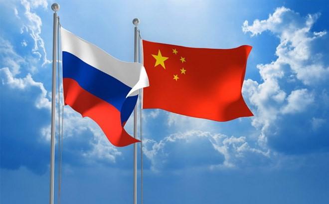Китай и Россия высоко оценивают двустороннее военное сотрудничество  - ảnh 1