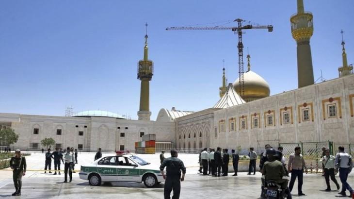 Мировое сообщество осудили теракты в Иране - ảnh 1
