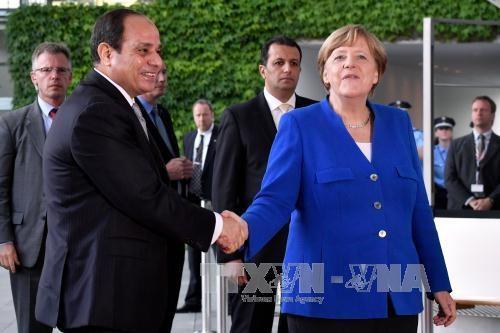 В Германии проходит конференция по вопросам партнерства «Большой двадцатки» и Африки - ảnh 1
