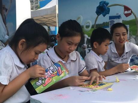 Необходимо защитить детей в условиях стихийных бедствий и изменения климата  - ảnh 1