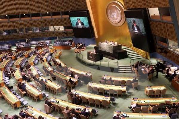ООН возобновила переговоры по конвенции о полном запрещении ядерного оружия - ảnh 1