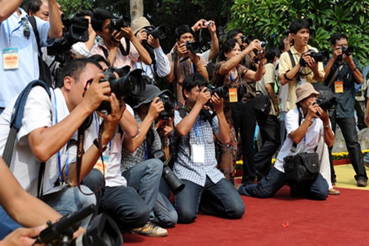 Вьетнамская пресса развивается вместе со страной  - ảnh 1