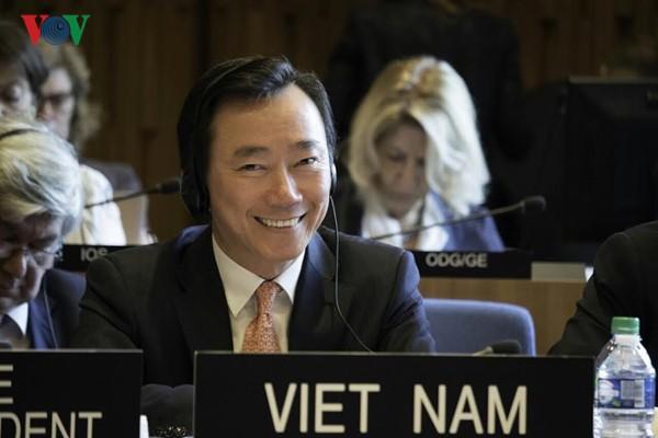 Вьетнам прилагает усилия для повышения уровня знаний о правах человека  - ảnh 1