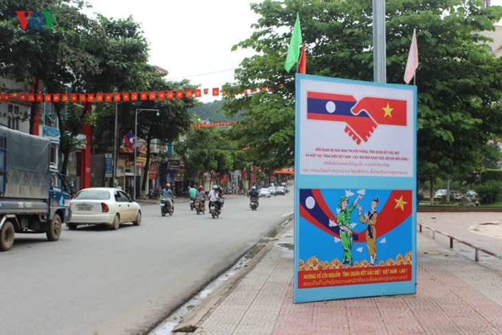 Провинция Шонла готова к «Году дружбы и солидарности между Вьетнамом и Лаосом 2017» - ảnh 1