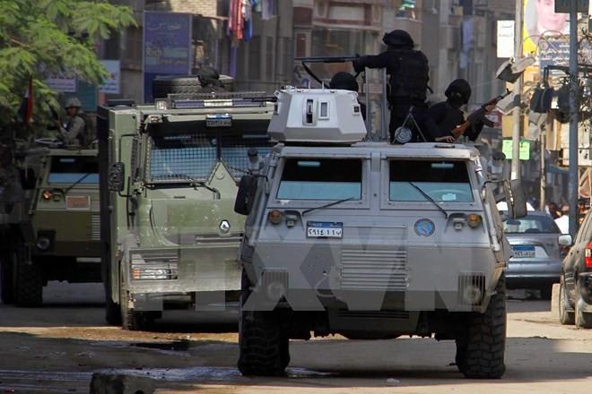 Египет открыл крупнейшую на Ближнем Востоке военную базу - ảnh 1