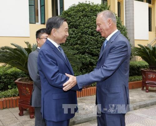 МОБ Вьетнама и Совет безопасности РФ активизируют сотрудничество - ảnh 1