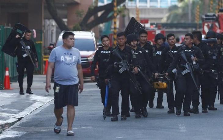 Филиппины усиливают меры безопасности во время конференций АСЕАН - ảnh 1