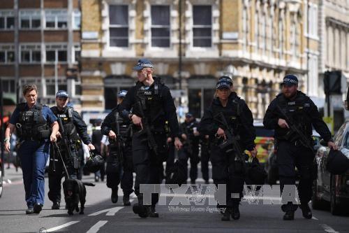 Великобритания – лидер по риску терактов среди европейских стран  - ảnh 1