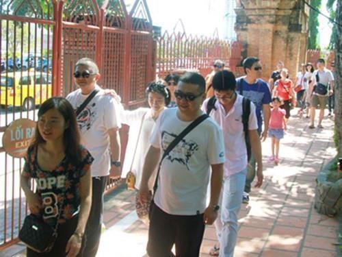Юго-Восточная Азия – самое популярное направление у китайских туристов во время «Золотой недели» - ảnh 1
