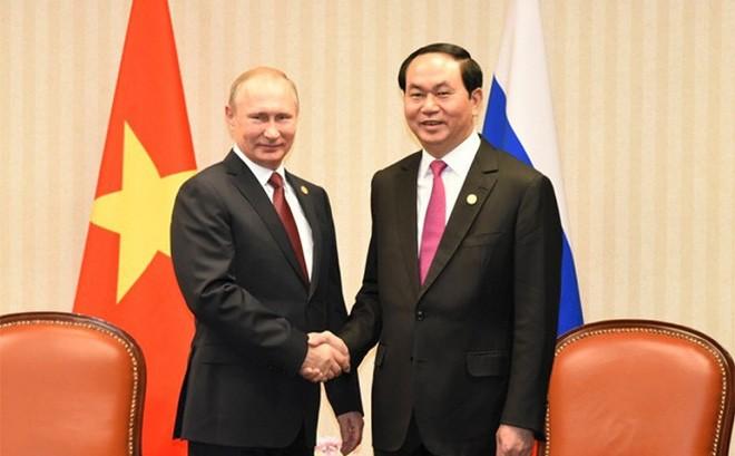 Вьетнам и Россия: отношения в лучших традициях дружбы и сотрудничества - ảnh 1