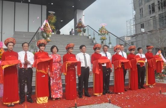 В Дананге введено в эксплуатацию выставочное здание «Хоангша» - ảnh 1
