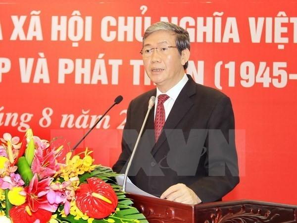 Vietnam-Germany talks on global, regional integration - ảnh 1