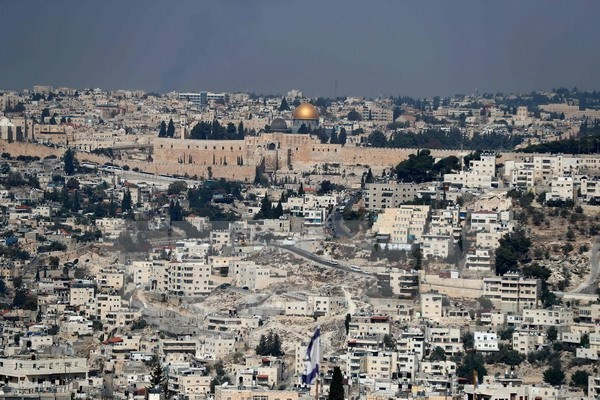 """""""Dangerous consequences"""" - US recognition of Jerusalem as Israel's capital - ảnh 1"""