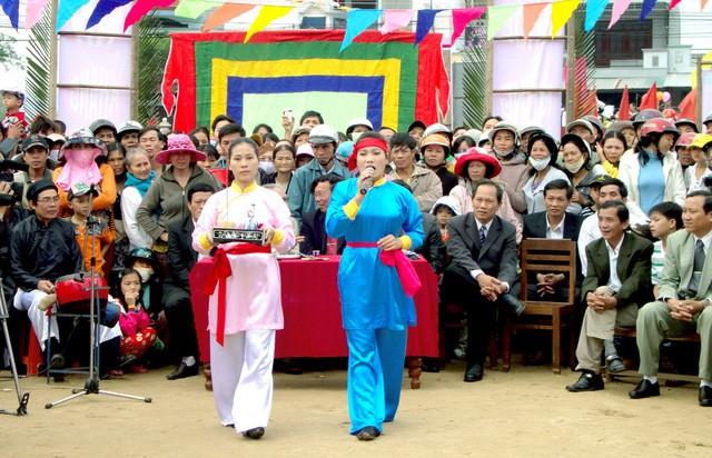 Vietnam's major cultural events in 2017 - ảnh 1