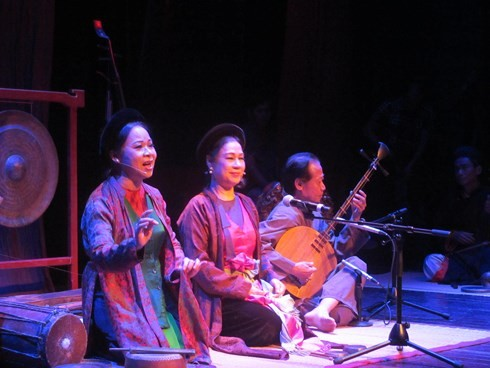 Vietnam's folk music treasure promoted - ảnh 2