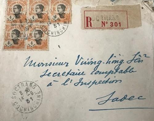 Hand-written letter exhibition awakes reminicenses  - ảnh 2