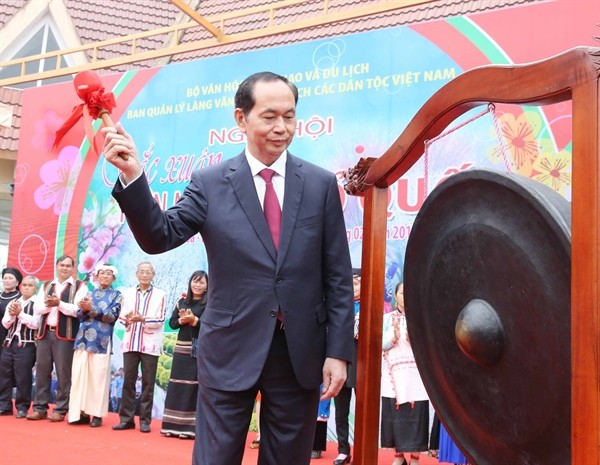 Spring festival honors ethnic culture - ảnh 1