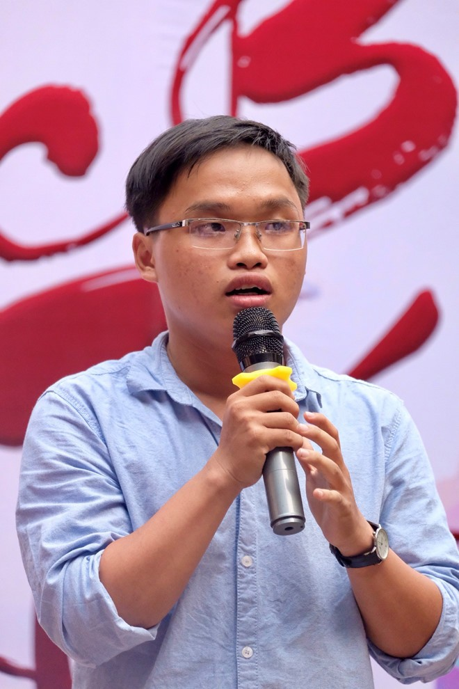 HCMC encourages young writers' creativity - ảnh 1