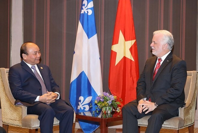Vietnam expects new wave of investment from Canada - ảnh 2