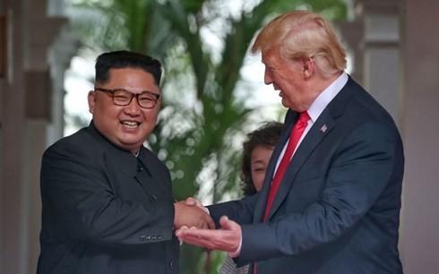 미국-조선민주주의인민공화국 관계의 새로운 단계 시작 - ảnh 1
