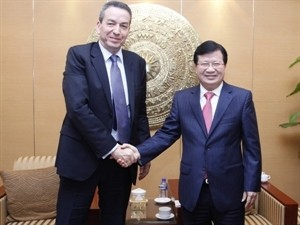 Vietnam, Algeria enhance cooperation - ảnh 1
