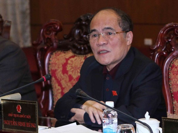 Vietnam to attend 130th IPU Assembly  - ảnh 1