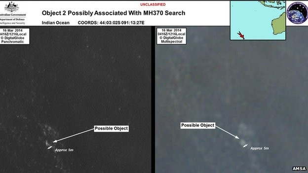 Search for missing Malaysian plane continues in South Indian Ocean - ảnh 1