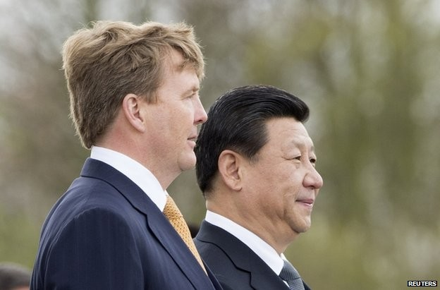 China boosts ties with the Netherlands - ảnh 1
