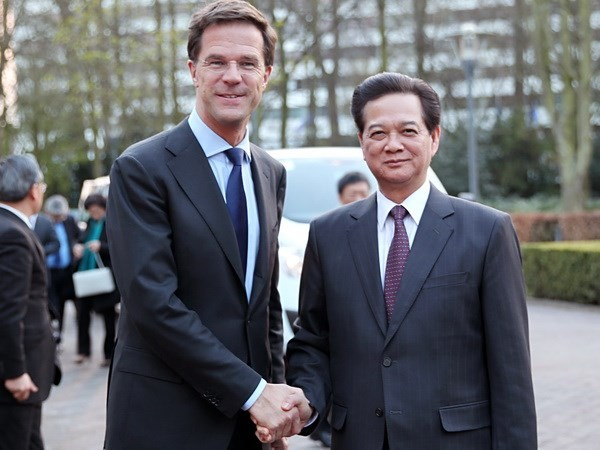 Vietnam values friendship and co-operation with the Netherlands - ảnh 1