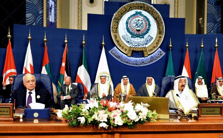 Arab League calls for political solution to Syrian crisis - ảnh 1