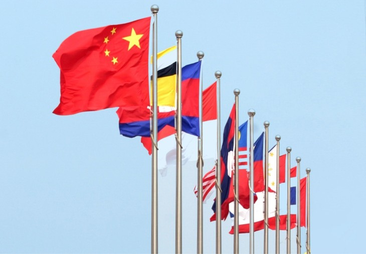 ASEAN opposes China's stance over the situation in the East Sea - ảnh 1