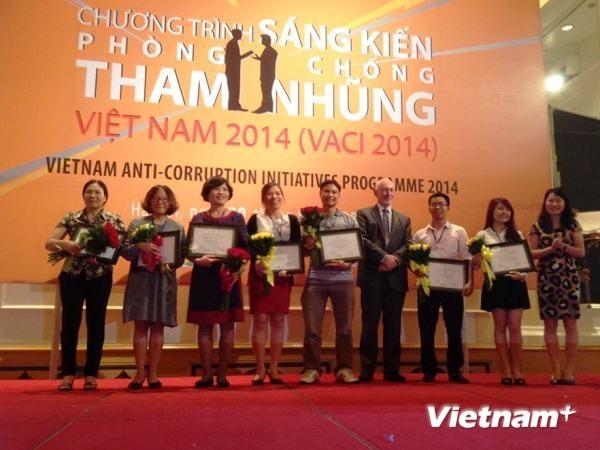 19 anti-corruption initiatives awarded - ảnh 1