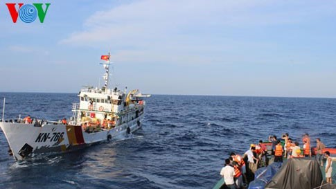 Vietnam informs international organizations of East Sea situation - ảnh 1