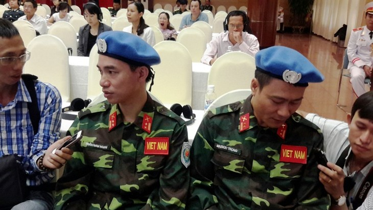 Vietnam wants to join world peacekeeping efforts - ảnh 2