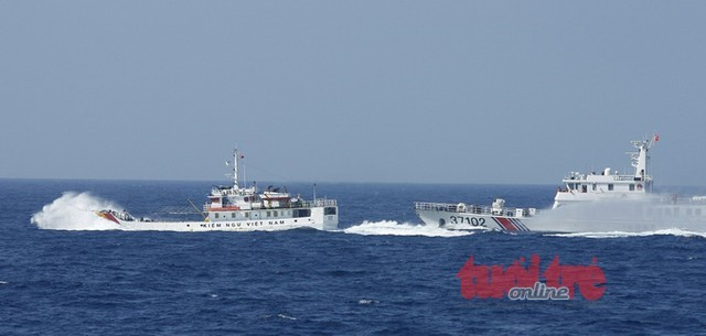 China's actions provoke East Sea tensions - ảnh 1