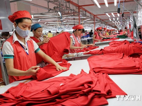 Bloomberg: Vietnam's economic growth quickens in Q4 - ảnh 1
