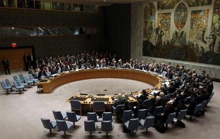 France assumes rotating UN Security Council presidency for March - ảnh 1