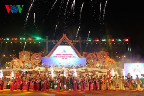 5th Buon Ma Thuot Coffee Festival opens in Dak Lak - ảnh 1