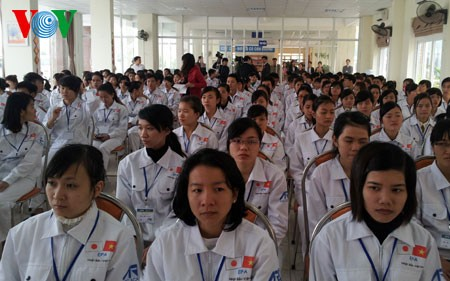 17,000 Vietnamese laborers sent abroad in the first 2 months of 2015 - ảnh 1