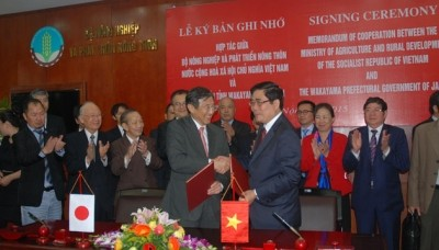 Vietnam, Japan boost cooperation in agriculture, aquaculture - ảnh 1
