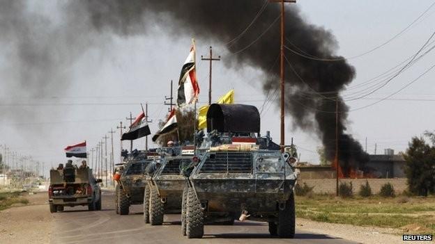 Iraqi forces regain control of Tikrit from Islamic State - ảnh 1