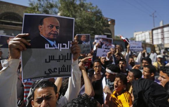 UN supports Yemen's President Mansour Hadi - ảnh 1