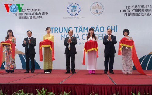IPU 132 has historic, political and diplomatic significance to Vietnam - ảnh 2