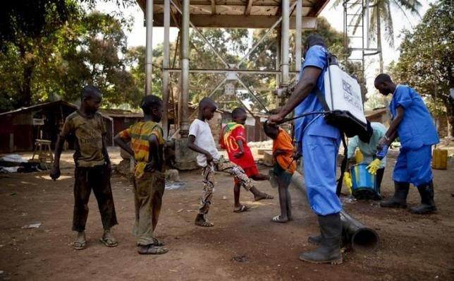 WHO calls on international effort to wipe out Ebola - ảnh 1
